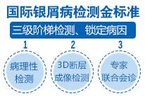 国际银屑病检测金标准:三级阶梯检测、锁定病因